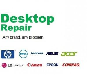 Desktop Computer Repair any problem, any brand